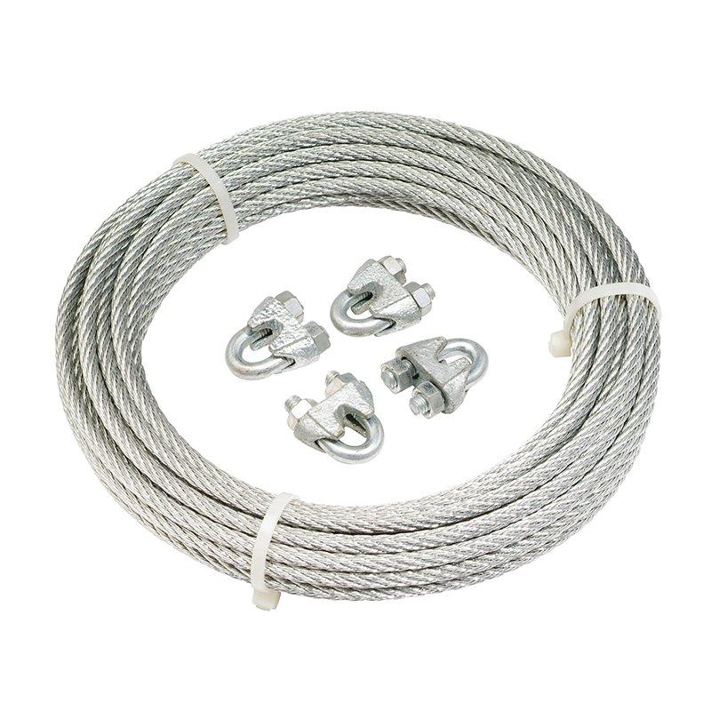 Galvanised Trailer Brake Cable For Trailer