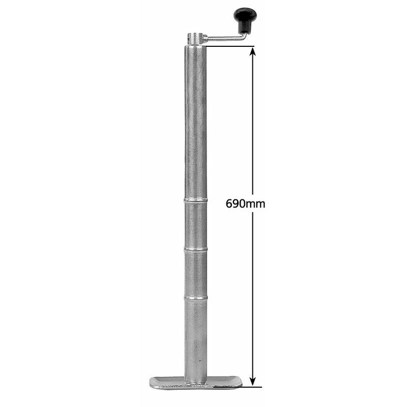Tall Standard Adjustable Stand (650kg) For Trailer