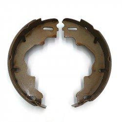 "10"" Electric Backing Plate Brake Shoe Set For Trailer"